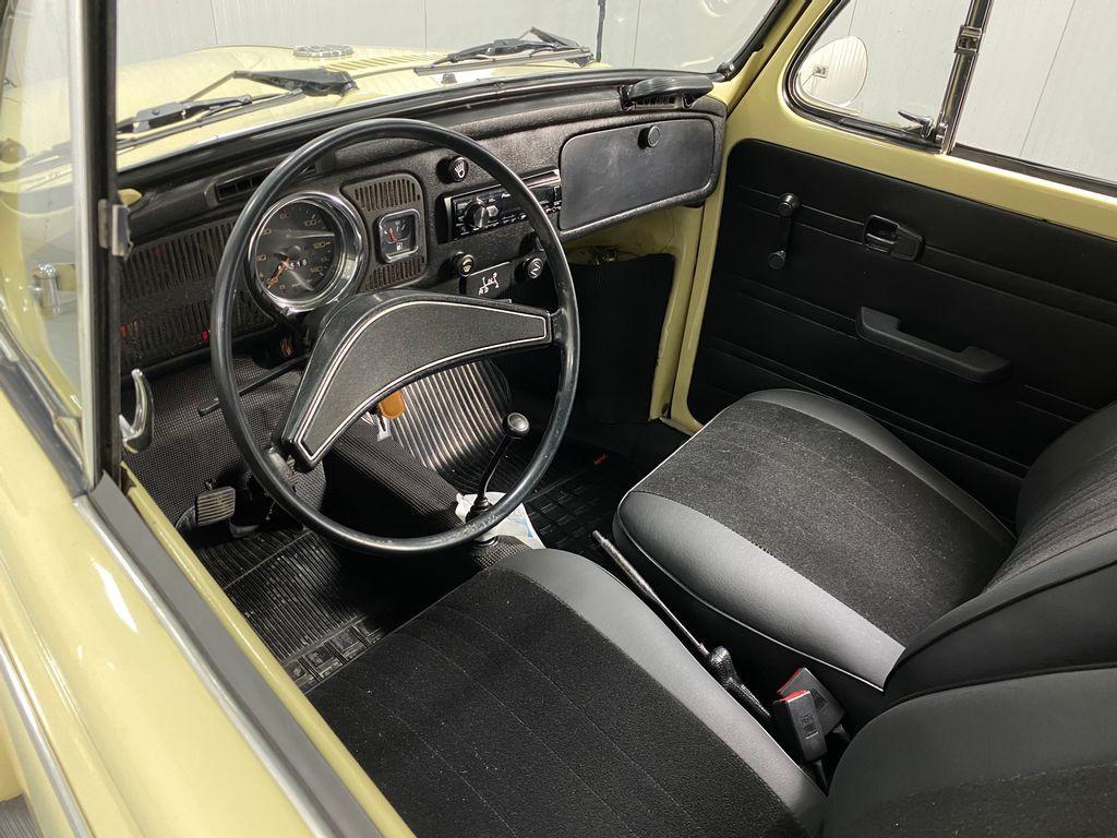 Imagem do veículo VolksWagen FUSCA 1300 GASOLINA 2P MANUAL