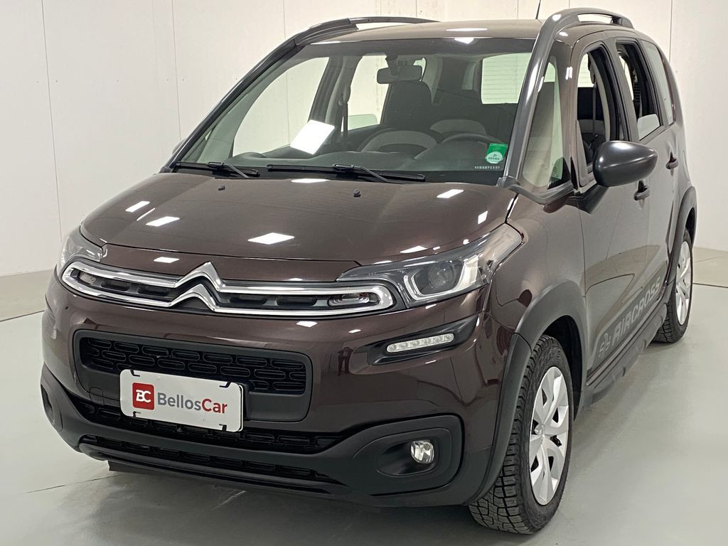 Citroën AIRCROSS Live 1.6 Flex 16V 5p Aut.