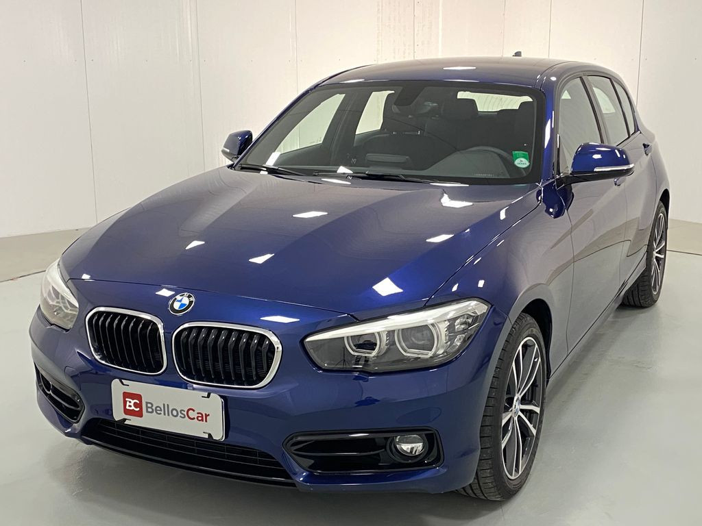 BMW 120iA Sport 2.0/ActiveFlex 16V Aut.
