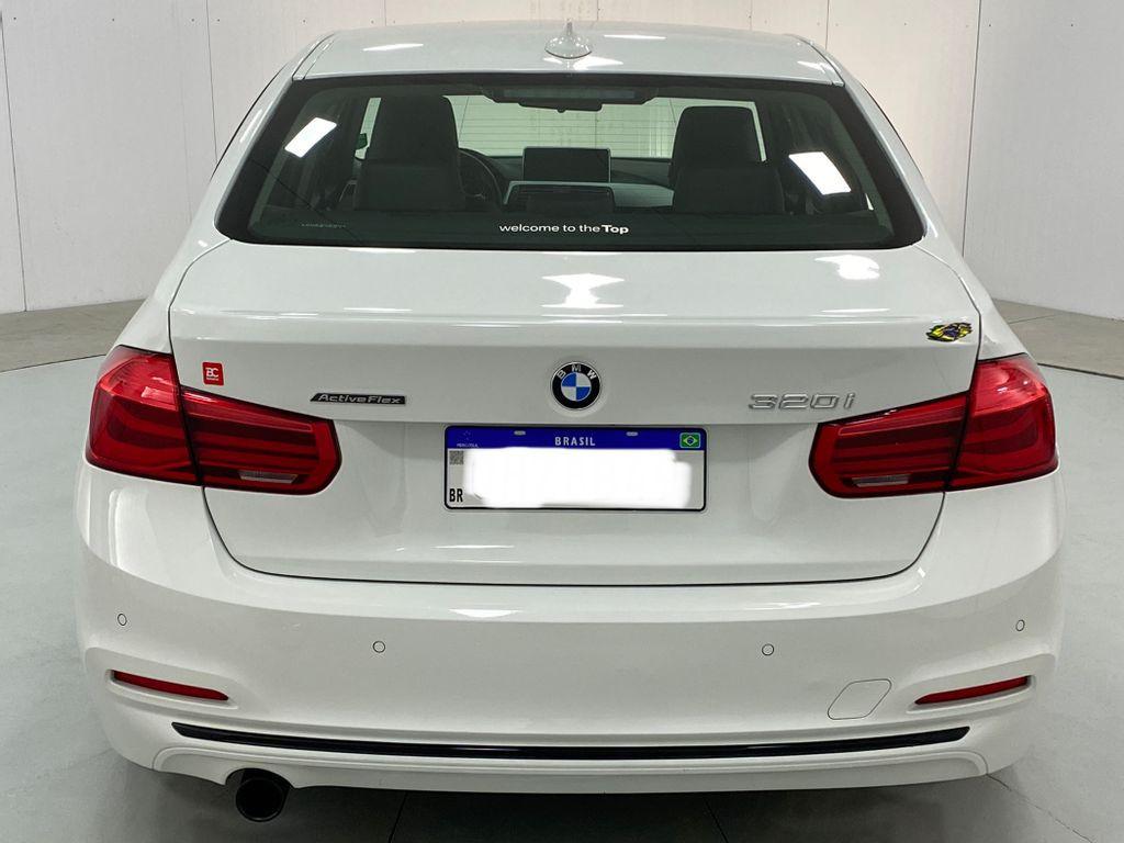 Imagem do veículo BMW 320iA Modern/Sport TB 2.0/A.Flex/GP 4p