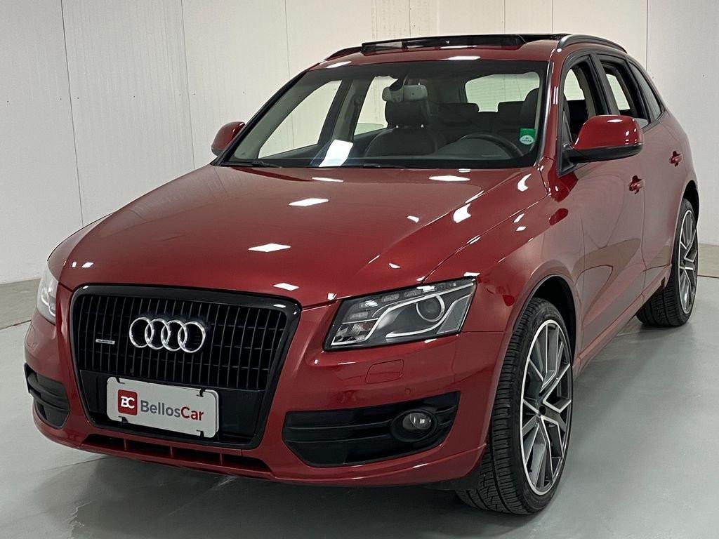 Audi Q5 2.0 16V TFSI Quattro S Tronic