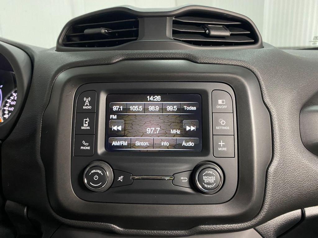 Imagem do veículo Jeep Renegade Sport 1.8 4x2 Flex 16V Aut.