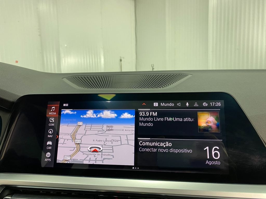 Imagem do veículo BMW 320iA 2.0 TB M Sport A.Flex/M.Sport 4p