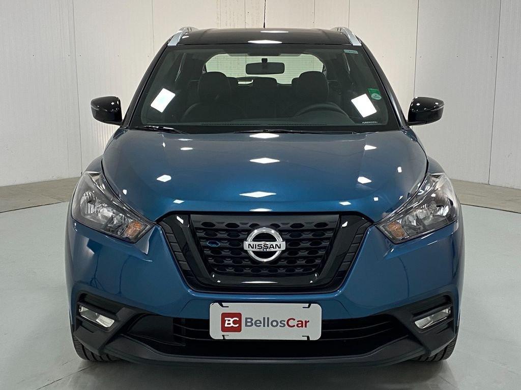 Imagem do veículo Nissan KICKS UCL 1.6 16V Flex 5p Aut.