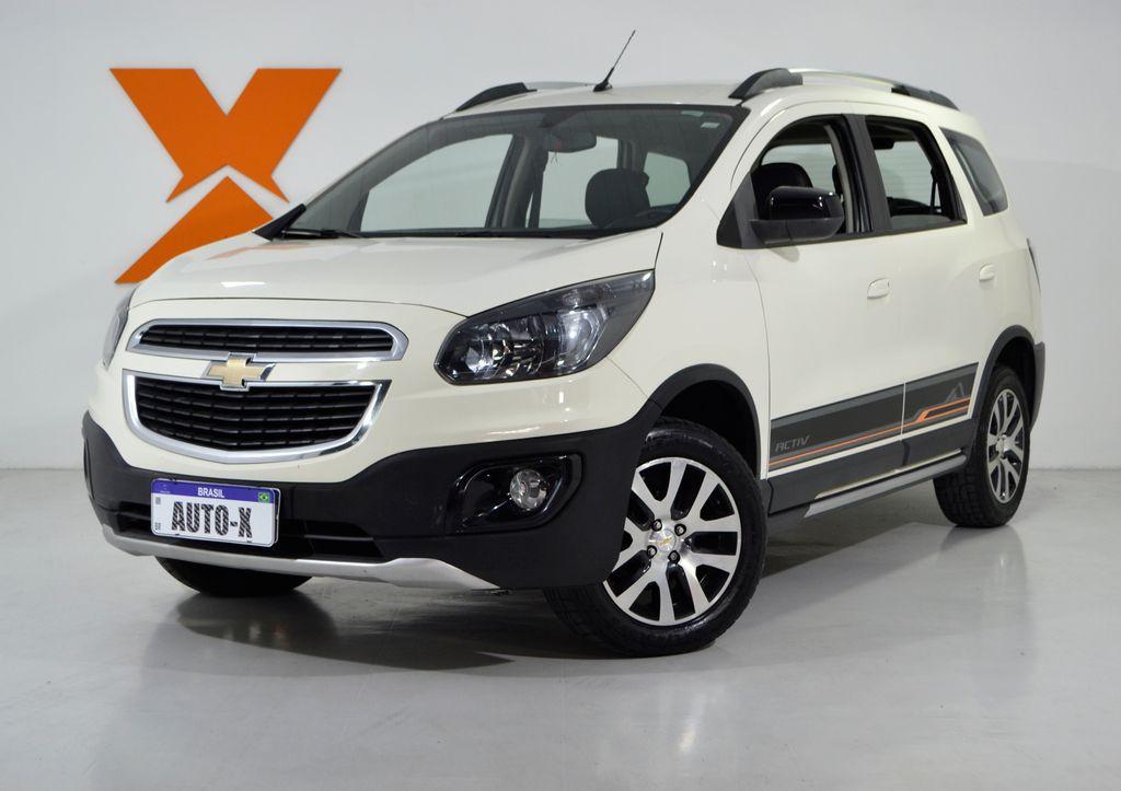 Chevrolet SPIN ACTIV 1.8 8V Econo. Flex 5p Aut.