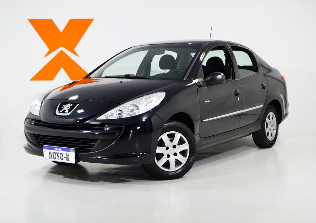 Peugeot 207 Sedan Active 1.4 Flex 8V 4p