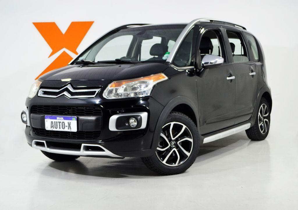 Citroën AIRCROSS Exclusive 1.6 Flex 16V 5p Mec.
