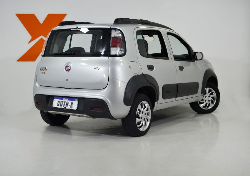 Imagem do veículo Fiat UNO WAY Celeb. 1.0 EVO Fire Flex 8V 5p