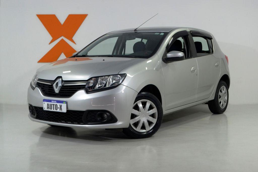 Renault SANDERO Expression Hi-Power 1.6 8V 5p