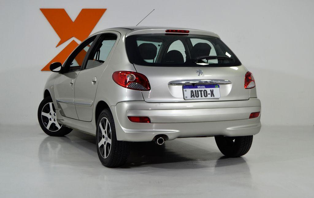 Imagem do veículo Peugeot 207 XR Sport 1.4 Flex 8V 5p
