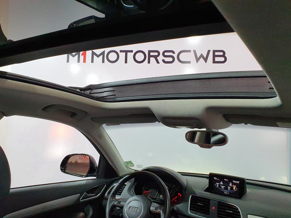 Imagem do veículo AUDI Q3 AMBIENTE TFSI QUATTRO 2.0 TURBO GASOLINA 4P S-TRONIC AUTOMATIZADO 7M - 2015 - PRETO