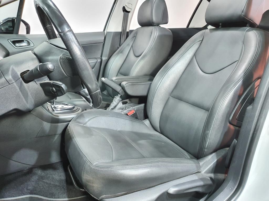 Imagem do veículo PEUGEOT 408 GRIFFE THP 1.6 TURBO GASOLINA 4P AUTOMÁTICO 6M - 2015 - BRANCO