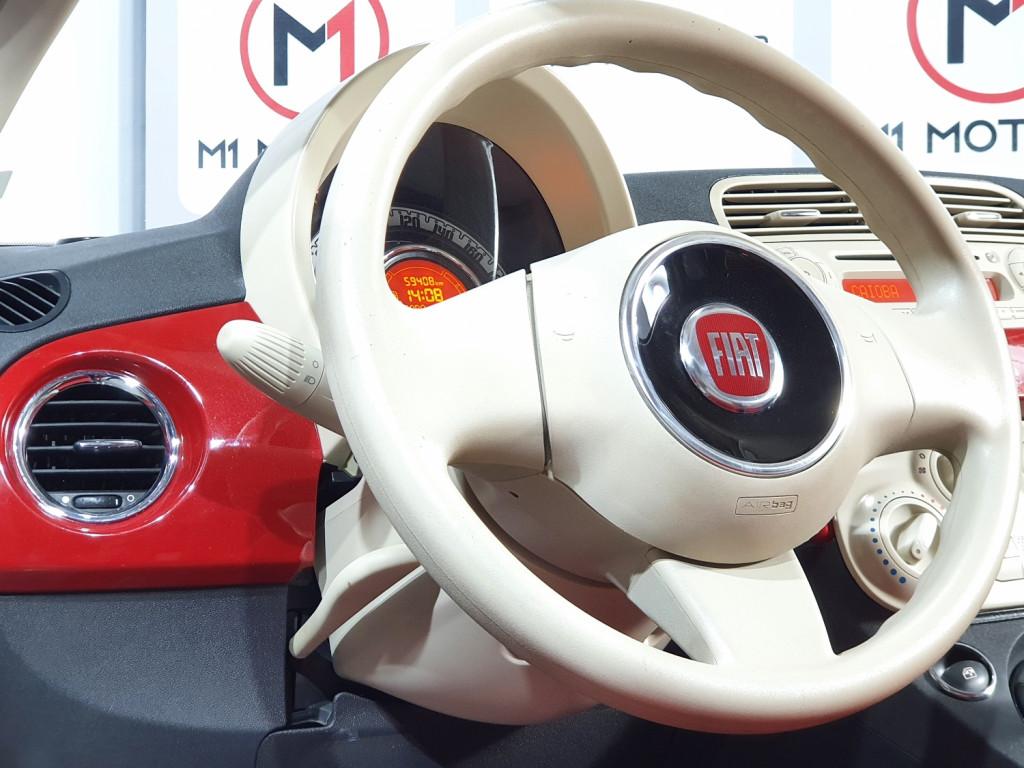 Imagem do veículo FIAT 500 CULT 1.4 FLEX 2P MANUAL - 2012 - VERMELHO