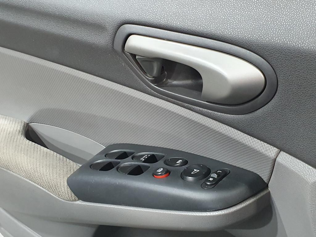 Imagem do veículo HONDA CIVIC LXL 1.8 FLEX 4P AUTOMÁTICO 5M - 2011 - CINZA