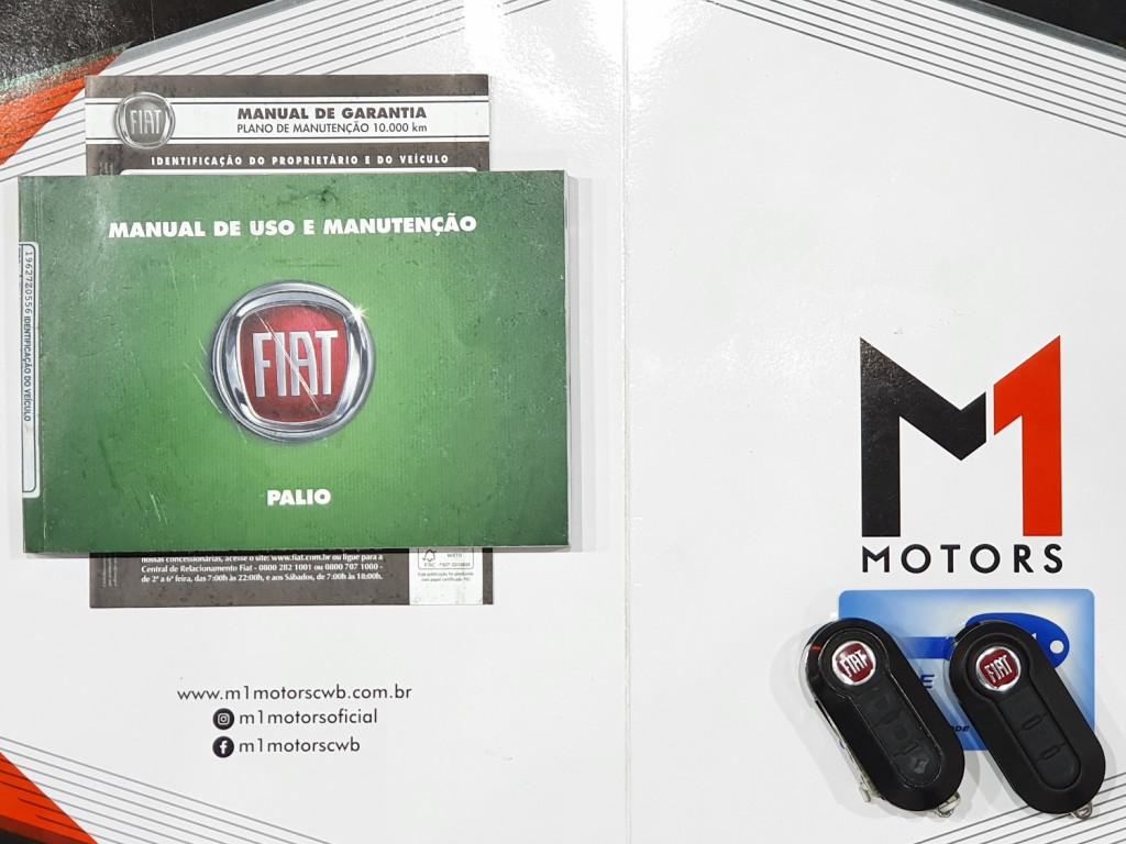 Imagem do veículo FIAT PALIO ATTRACTIVE 1.0 FLEX 4P MANUAL - 2016 - BRANCO