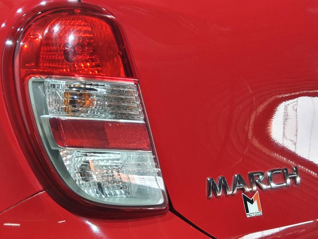 Imagem do veículo NISSAN MARCH S 1.6 FLEX  4FLEX MANUAL - 2014 - VERMELHO