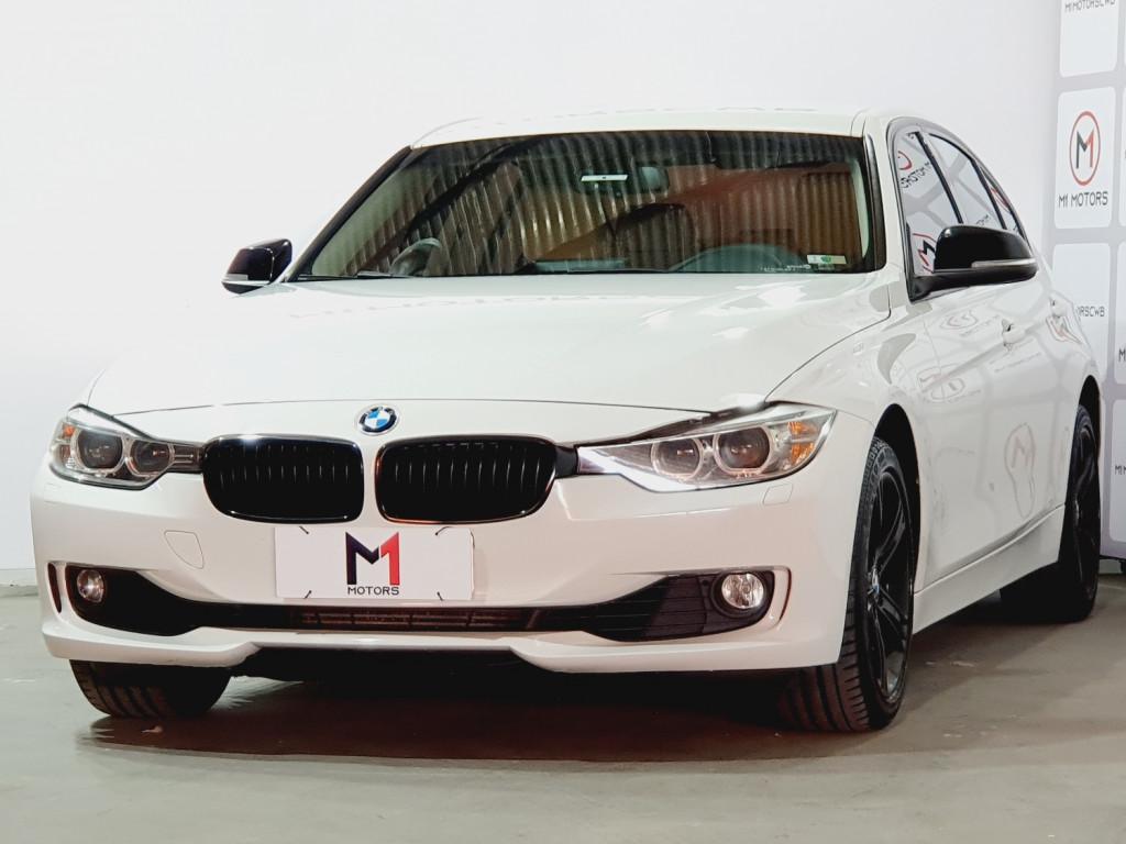 Imagem do veículo BMW 320i ACTIVE 2.0 TURBO FLEX 4P AUTOMÁTICO 8M - 2014 - BRANCO