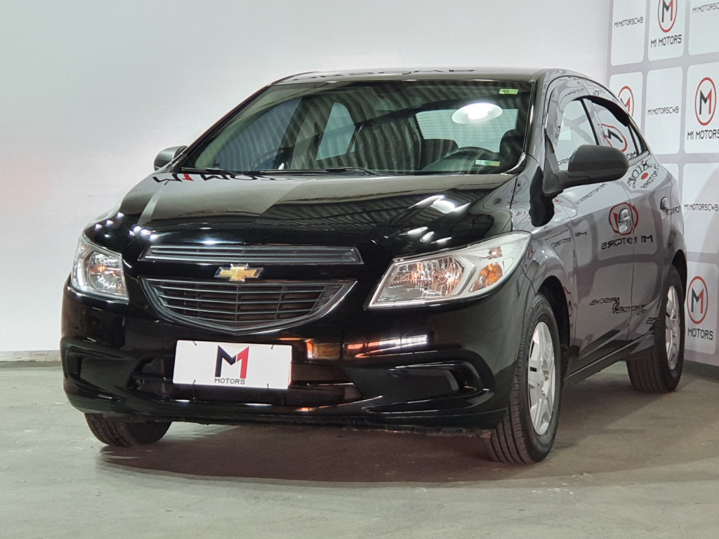 Imagem do veículo CHEVROLET ONIX JOY 1.0 FLEX 4P MANUAL - 2017 - PRETO