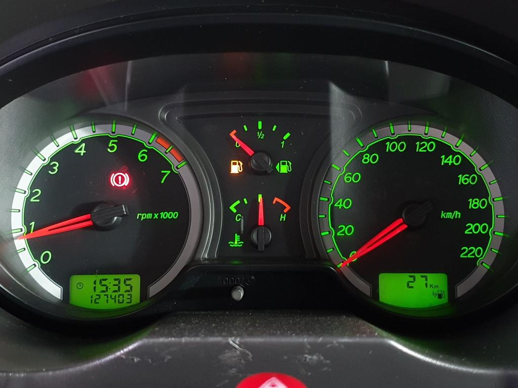 Imagem do veículo FORD ECOSPORT XLT 2.0 FLEX 4P AUTOMÁTICO 4M - 2009 - PRETO