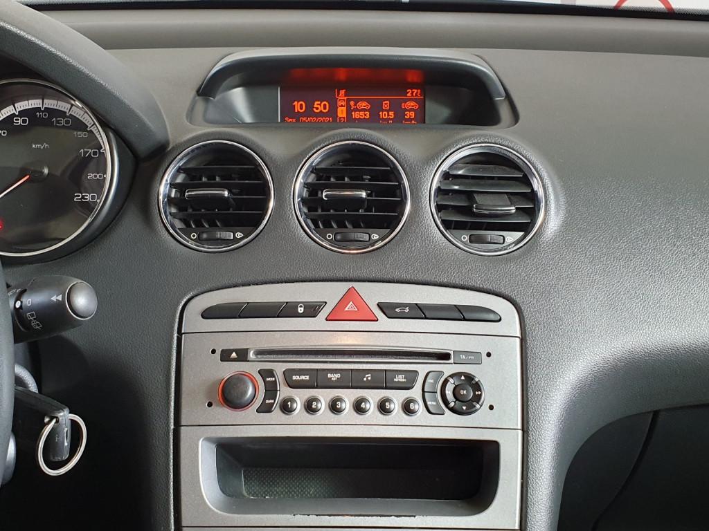 Imagem do veículo PEUGEOT 308 ALLURE 2.0 FLEX 4P MANUAL - 2013 - AZUL