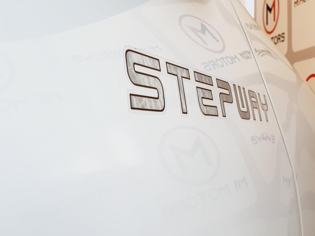 Imagem do veículo RENAULT SANDERO STEPWAY 1.6 FLEX 4P AUTOMATIZADO 5M - 2016 - BRANCO