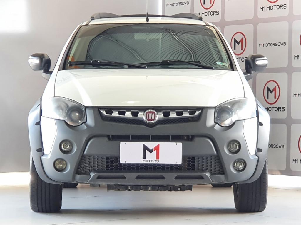 Imagem do veículo FIAT PALIO WEEKEND ADVENTURE 1.8 FLEX 4P MANUAL - 2018 - BRANCO