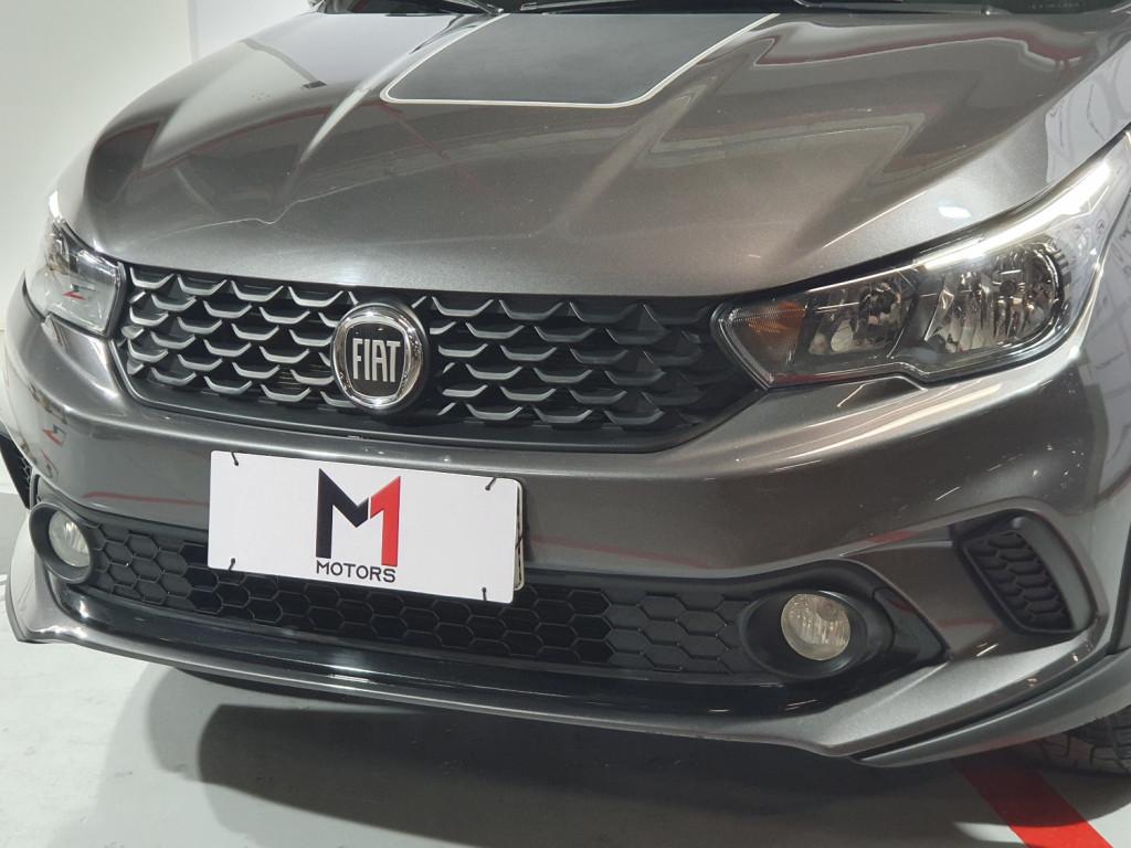 Imagem do veículo FIAT ARGO TREKKING 1.3 FIREFLY FLEX 4P MANUAL - 2020 - CINZA
