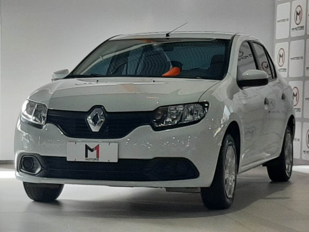 Imagem do veículo RENAULT LOGAN AUTHENTIQUE SCE 1.0 FLEX 4P MANUAL - 2018 - BRANCO