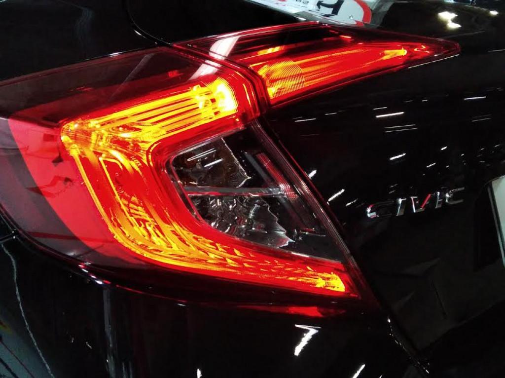 Imagem do veículo HONDA CIVIC EXL 2.0 FLEXONE 4P CVT - 2017 - PRETO