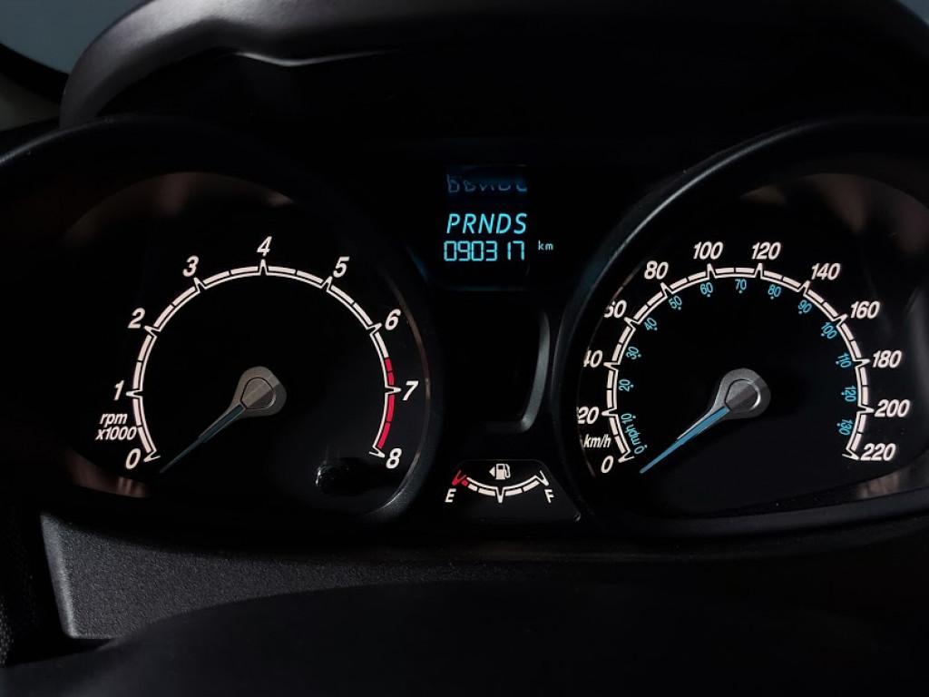 Imagem do veículo FORD FIESTA SEL 1.6 FLEX 4P AUTOMÁTICO - 2017 - BRANCO