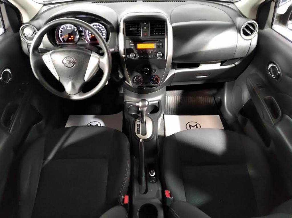 Imagem do veículo NISSAN VERSA SV 1.6 FLEXSTART 4P AUTOMÁTICO - 2018 - BRANCO
