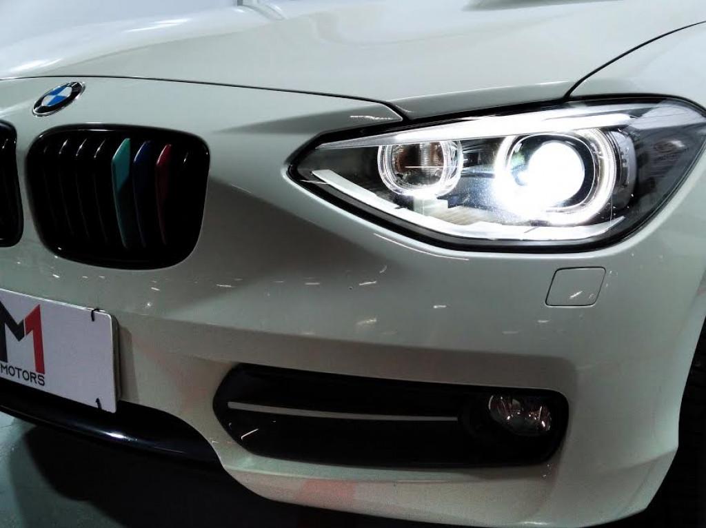 Imagem do veículo BMW 120i SPORT ACTIVE 2.0 FLEX 4P AUTOMÁTICO 8M - 2015 - BRANCO