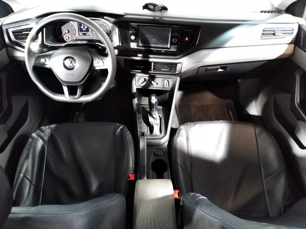 Imagem do veículo VOLKSWAGEN VIRTUS COMFORTLINE 1.0 200 TSI AUTOMÁTICO 6M - 2019 - CINZA