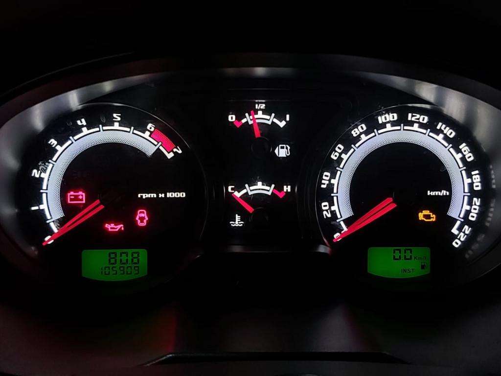 Imagem do veículo FORD ECOSPORT XLT  2.0 FLEX 4P AUTOMÁTICO - 2011 - PRETA