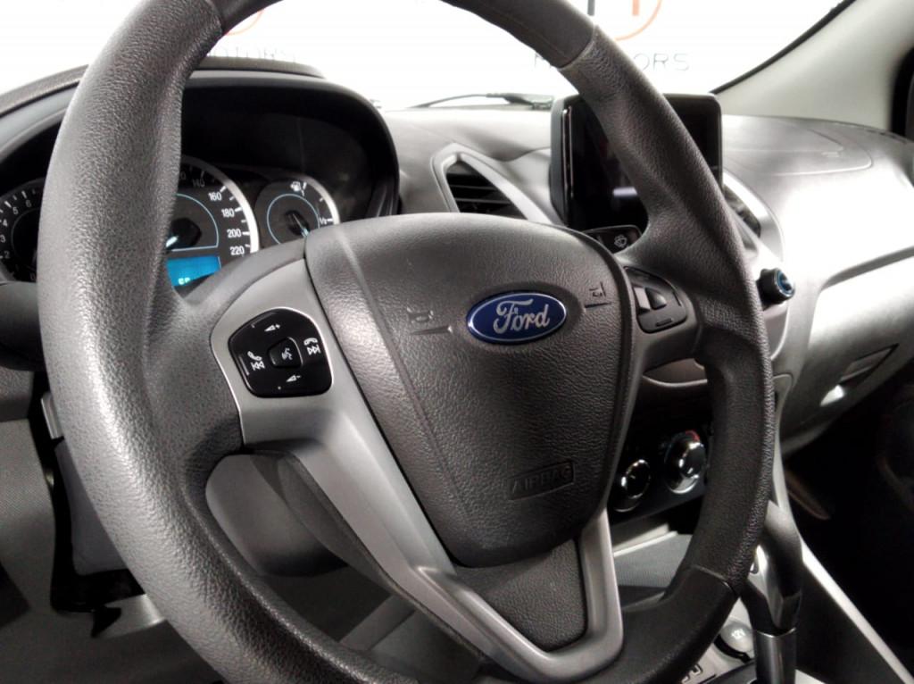 Imagem do veículo FORD KA SE 1.5 TI-VCT FLEX AUTOMÁTICO 6M - 2019 - PRETO