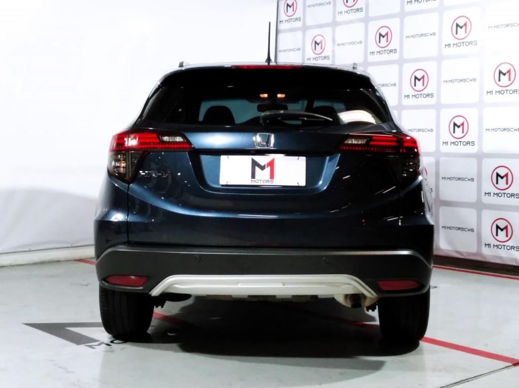 Imagem do veículo HONDA HR-V EXL 1.8 FLEX 4P CVT - 2020 - AZUL
