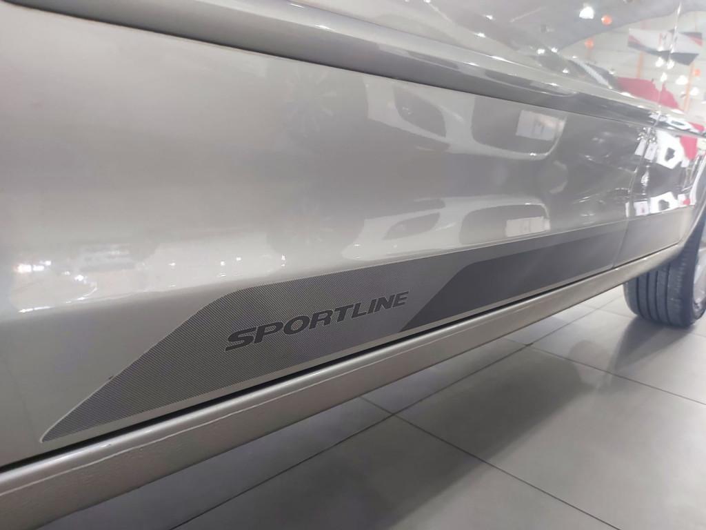 Imagem do veículo VOLKSWAGEN POLO SPORTLINE 1.6 MI FLEX 4P MANUAL - 2014 - PRATA