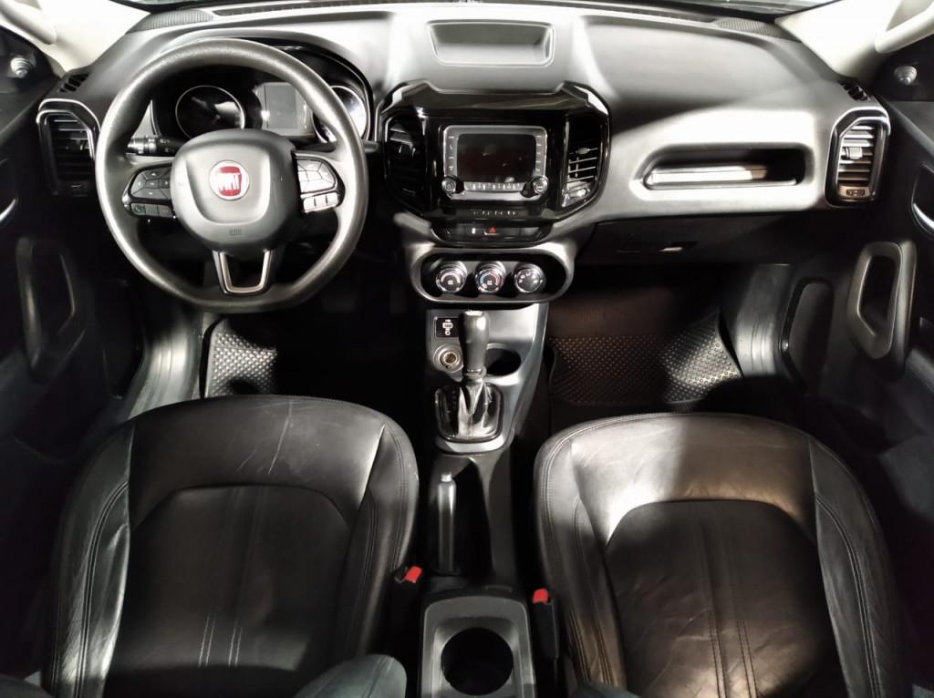 Imagem do veículo FIAT TORO FREEDOM 1.8 EVO FLEX AUTOMÁTICO 6M - 2017 - PRATA