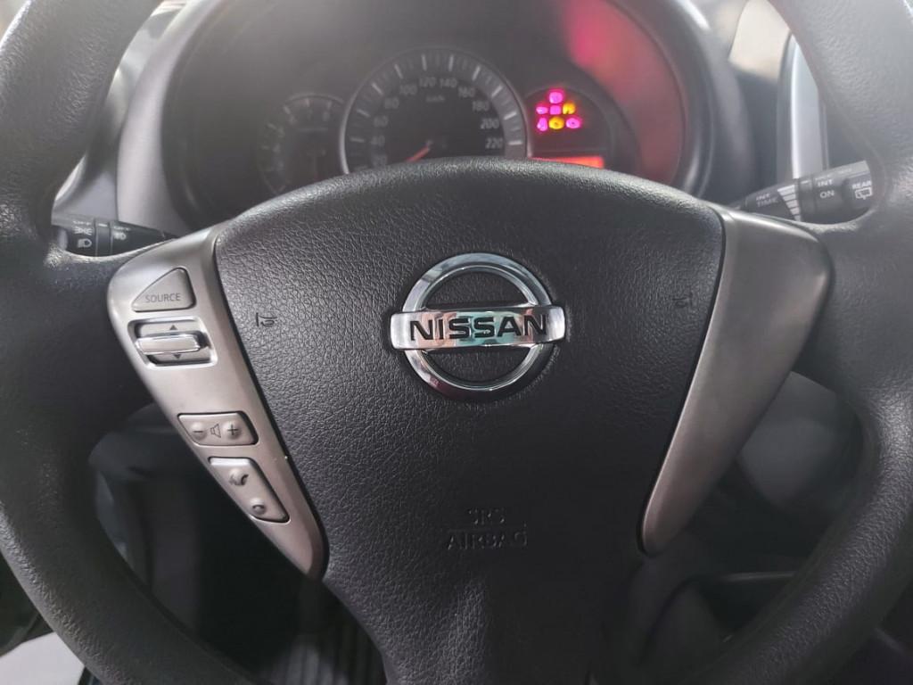 Imagem do veículo NISSAN MARCH SV 1.0 FLEX 4P MANUAL - 2015 - AZUL