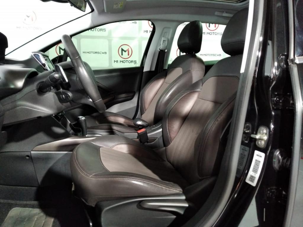 Imagem do veículo PEUGEOT 2008 GRIFFE 1.6 FLEX 4P AUTOMÁTICO - 2016 - PRETO