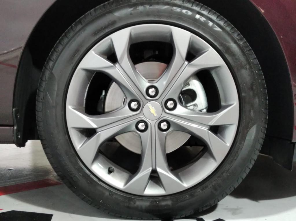 Imagem do veículo CHEVROLET CRUZE LT 1.4 TURBO FLEX 4P AUTOMÁTICO 6M - 2020 - VERMELHO