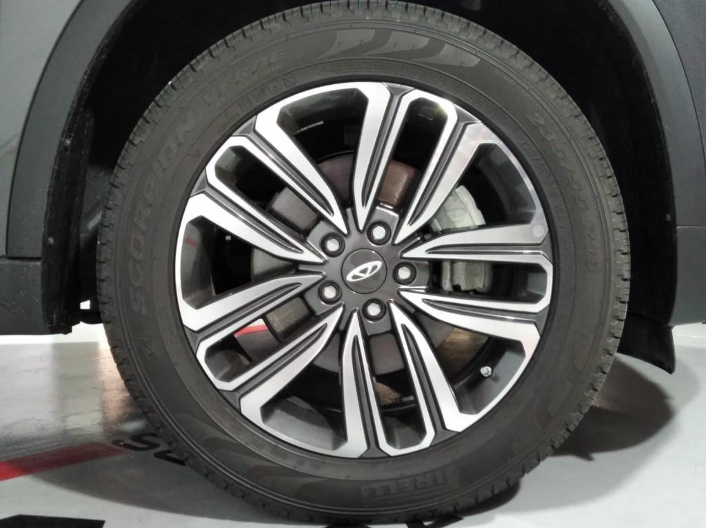 Imagem do veículo CHERY TIGGO 8 TXS 1.6 TGDI GASOLINA TXS AUTOMATIZADO 7M - 2021 - CINZA