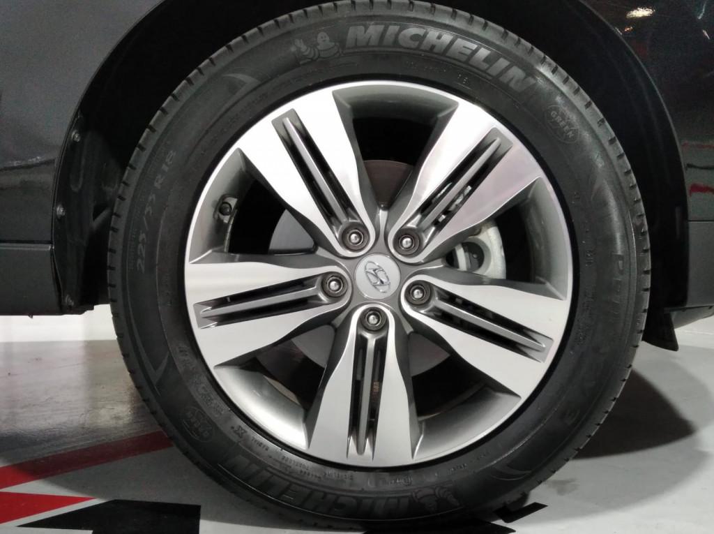 Imagem do veículo HYUNDAI IX35 2.0 FLEX 4P AUTOMÁTICO 6M - 2020 - PRETA