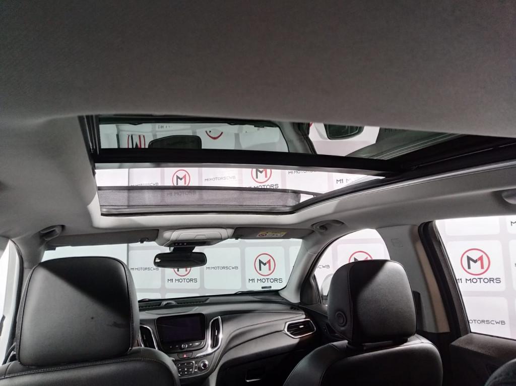 Imagem do veículo CHEVROLET EQUINOX PREMIER AWD 2.0 TURBO GASOLINA  AUTOMÁTICO 9M - 2019 - BRANCO