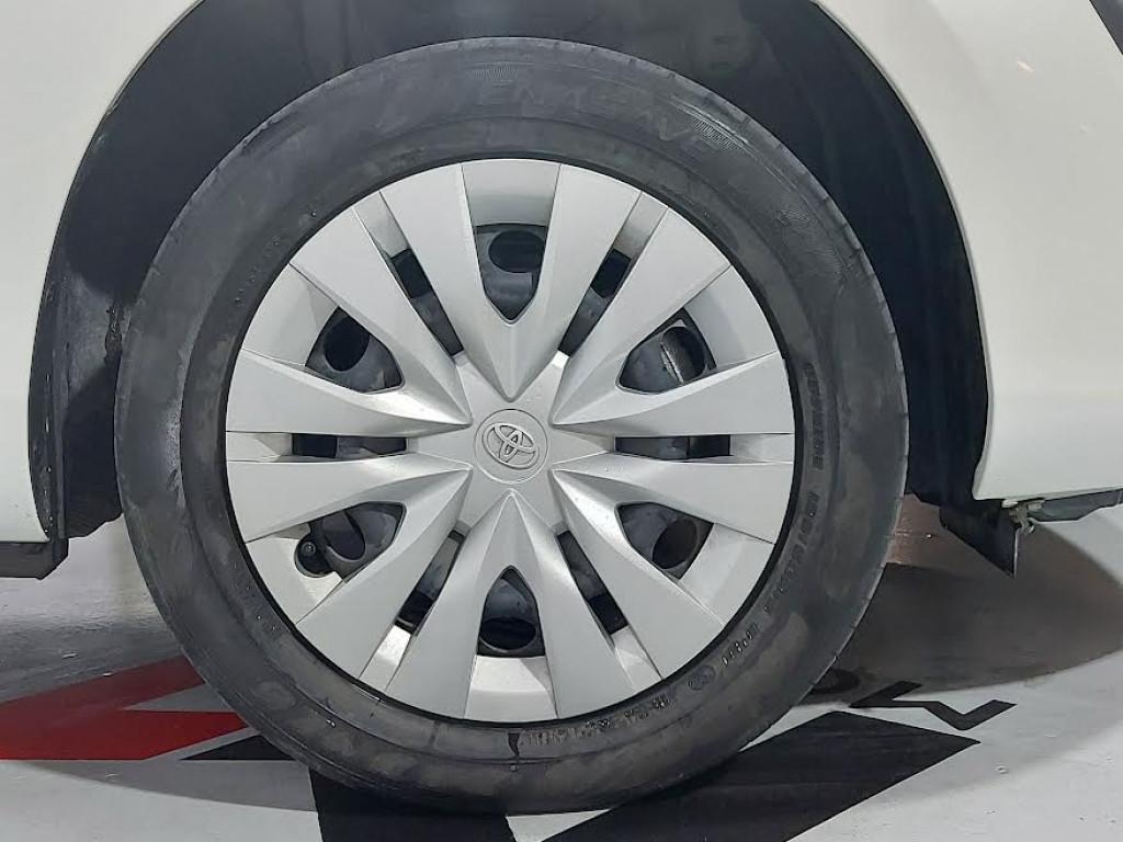 Imagem do veículo TOYOTA YARIS SEDAN XL LIVE 1.5 FLEX MANUAL - 2020 - BRANCO
