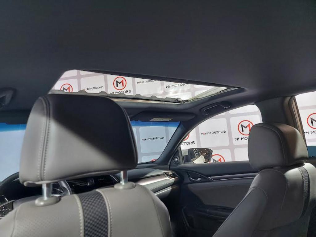 Imagem do veículo HONDA CIVIC TOURING 1.5 TURBO GASOLINA 4P CVT - 2020 - BRANCO