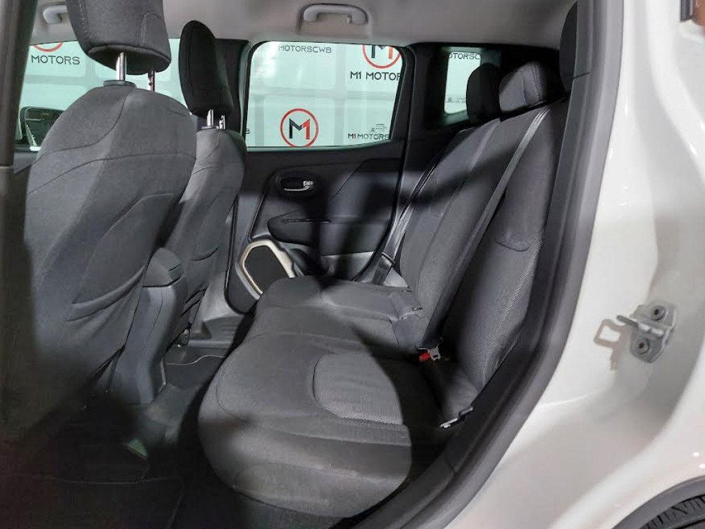 Imagem do veículo JEEP RENEGADE LONGITUDE 1.8 FLEX 4P AUTOMÁTICO 6M - 2016 - BRANCO