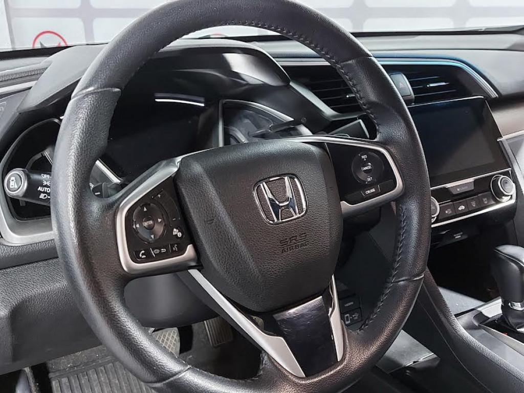 Imagem do veículo HONDA CIVIC TOURING 1.5 TURBO GASOLINA 4P CVT - 2019 - PRATA