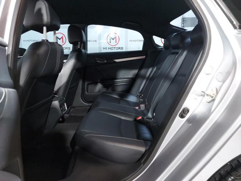 Imagem do veículo HONDA CIVIC EXL 2.0 FLEXONE EXL 4P CVT - 2020 - PRATA