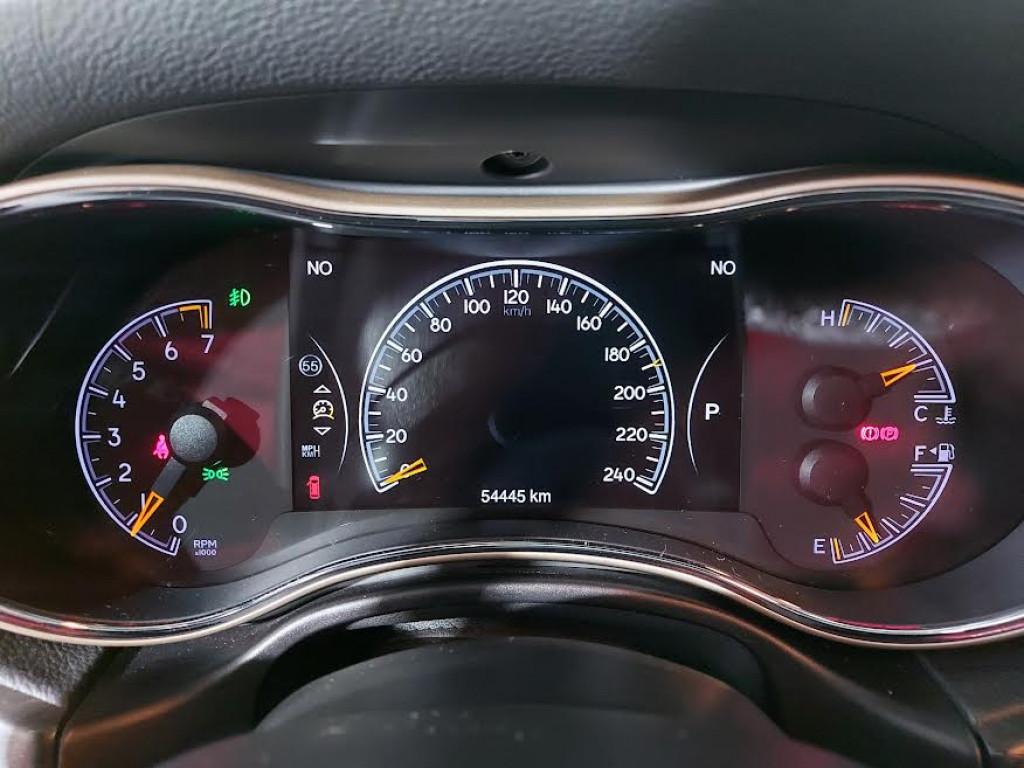 Imagem do veículo JEEP GRAND CHEROKEE LAREDO V6 3.6 4X4 GASOLINA 4P AUTOMÁTICO 8M - 2015 - PRETO